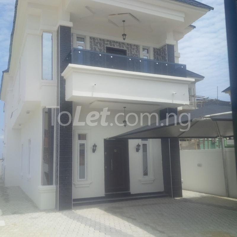 4 bedroom House for sale mobil road VGC Lekki Lagos - 0