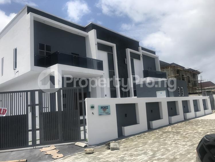 4 bedroom Semi Detached Duplex House for sale agungi lekki Agungi Lekki Lagos - 0
