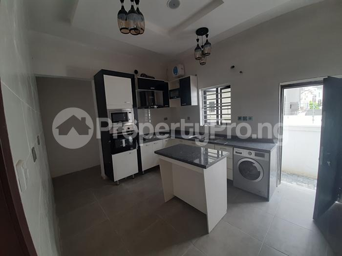 4 bedroom Semi Detached Duplex House for sale agungi lekki Lekki Lagos - 5