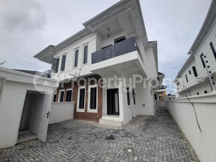 4 bedroom Semi Detached Duplex House for sale agungi lekki Lekki Lagos - 0