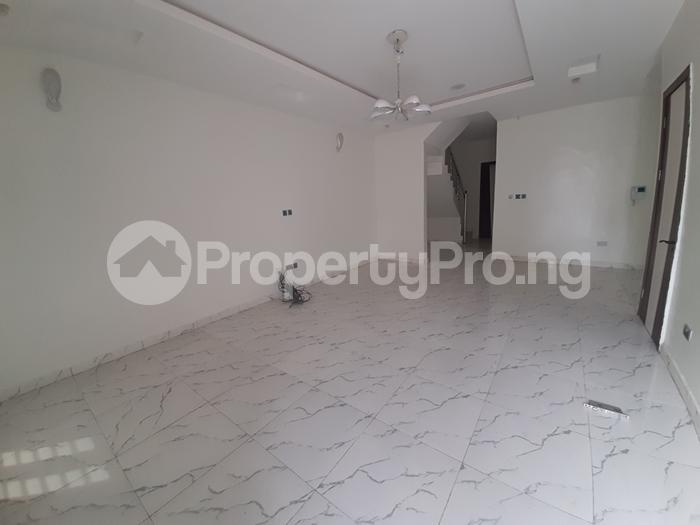 4 bedroom Semi Detached Duplex House for sale agungi lekki Lekki Lagos - 1