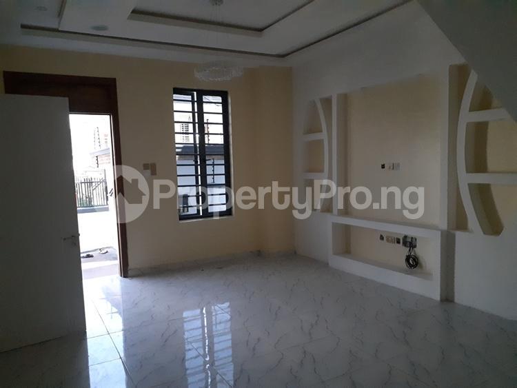 4 bedroom Semi Detached Duplex House for sale chevron lekki chevron Lekki Lagos - 3