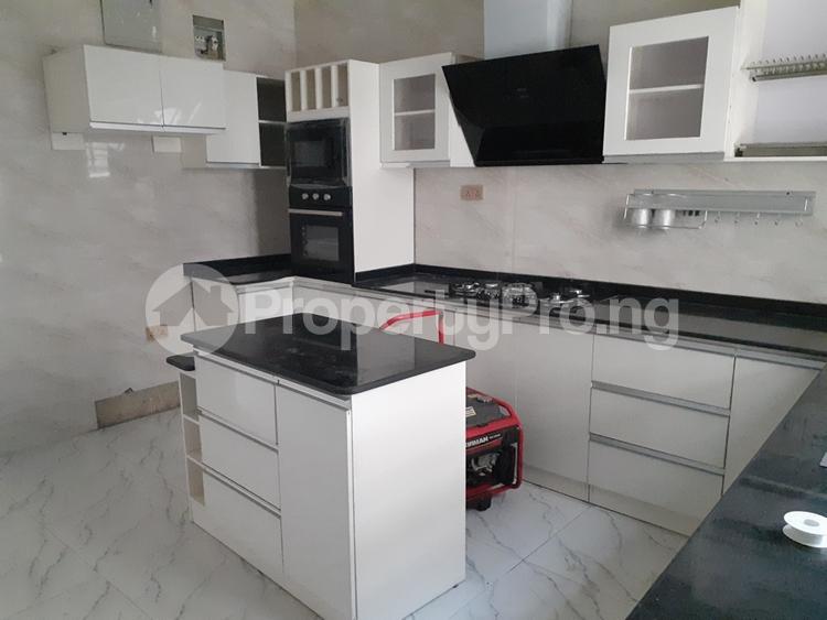 4 bedroom Semi Detached Duplex House for sale chevron lekki chevron Lekki Lagos - 5