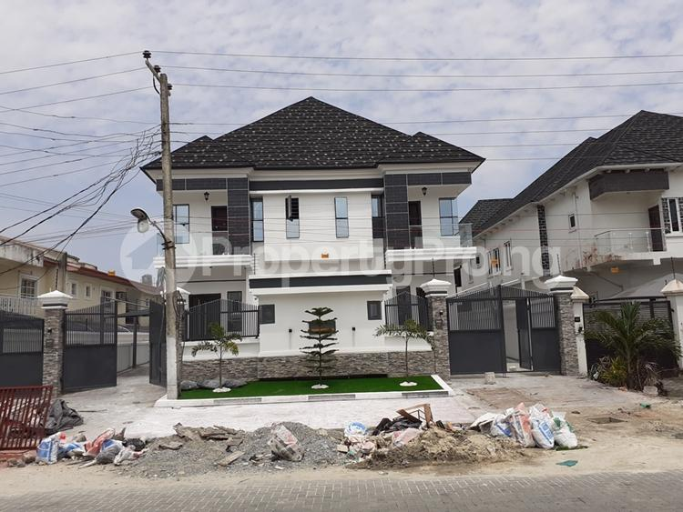 4 bedroom Detached Duplex House for sale chevy view estate chevron lekki chevron Lekki Lagos - 0