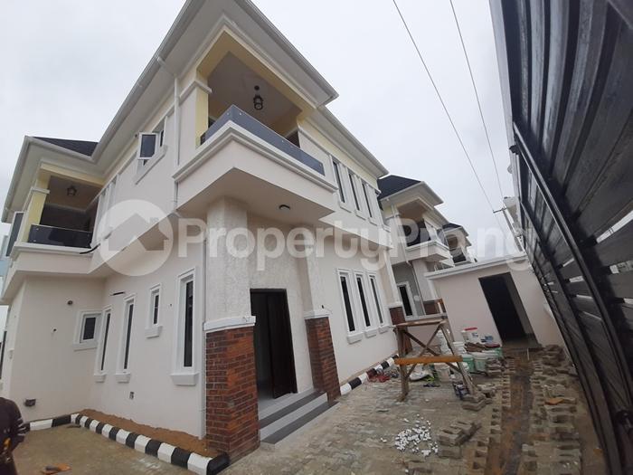 4 bedroom Semi Detached Duplex for sale Lekki Palm City Estate Ajah Lagos - 0