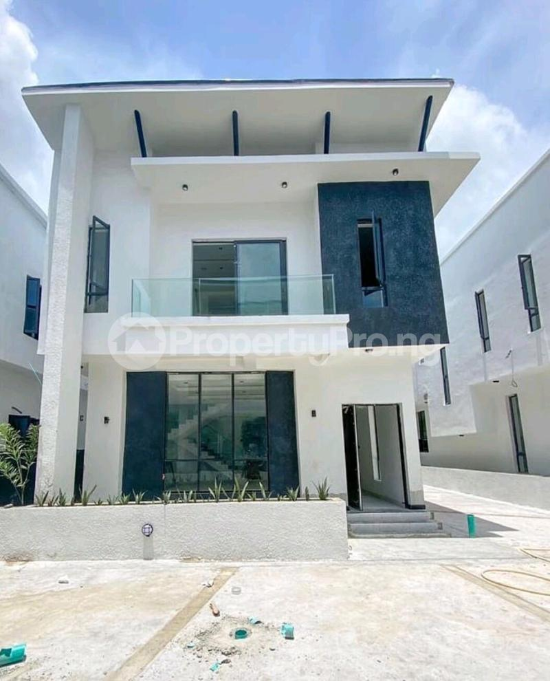 4 bedroom Detached Duplex for sale Lekki Palm City Ado Ajah Lagos - 0