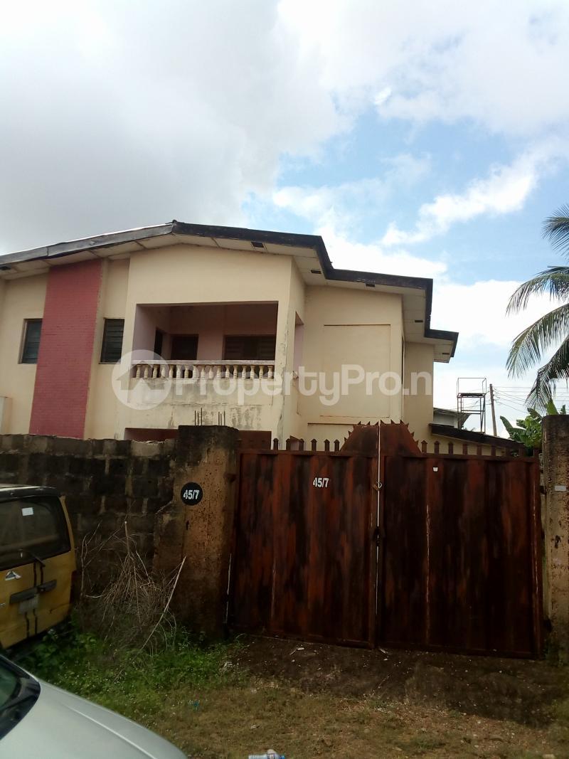 4 bedroom Detached Duplex House for sale Off Augustin street trans ekulu enugu  Enugu Enugu - 0
