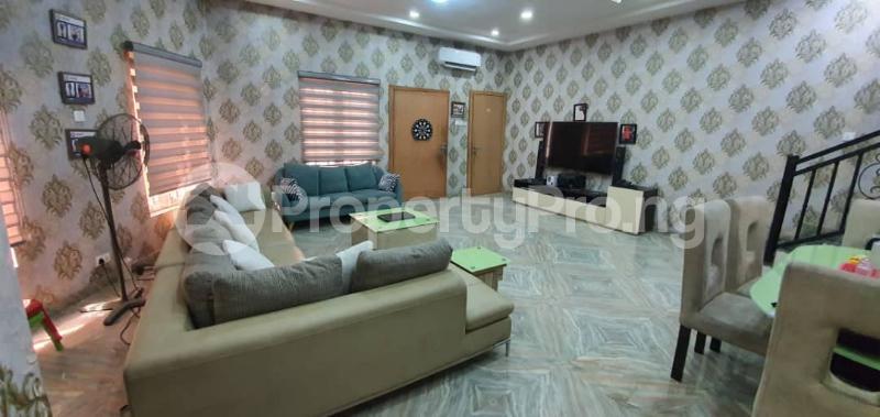 4 bedroom Detached Duplex House for rent Estate Avenue Adeniyi Jones Ikeja Lagos - 0
