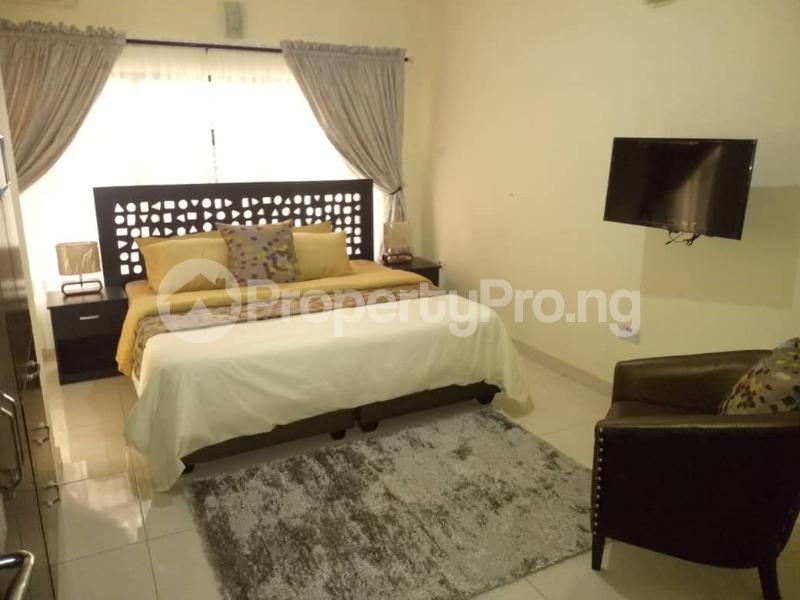 4 bedroom Terraced Duplex House for shortlet Adeniyi Jones  Adeniyi Jones Ikeja Lagos - 9