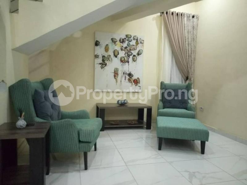 4 bedroom Terraced Duplex House for shortlet Adeniyi Jones  Adeniyi Jones Ikeja Lagos - 1
