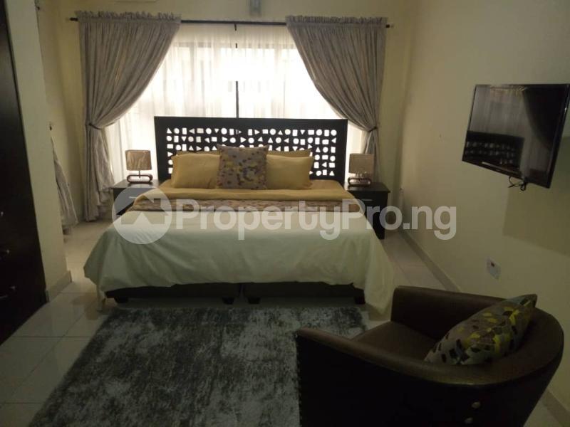 4 bedroom Terraced Duplex House for shortlet Adeniyi Jones  Adeniyi Jones Ikeja Lagos - 8