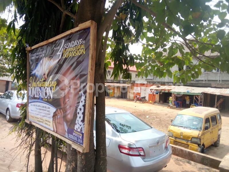 Mini flat for sale Iyana School Iba Ojo Lagos - 1