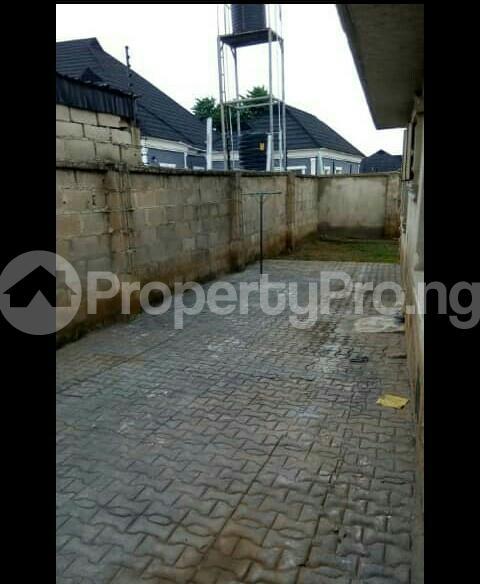 4 bedroom Flat / Apartment for rent Gowon Estate Egbeda Alimosho Lagos - 1