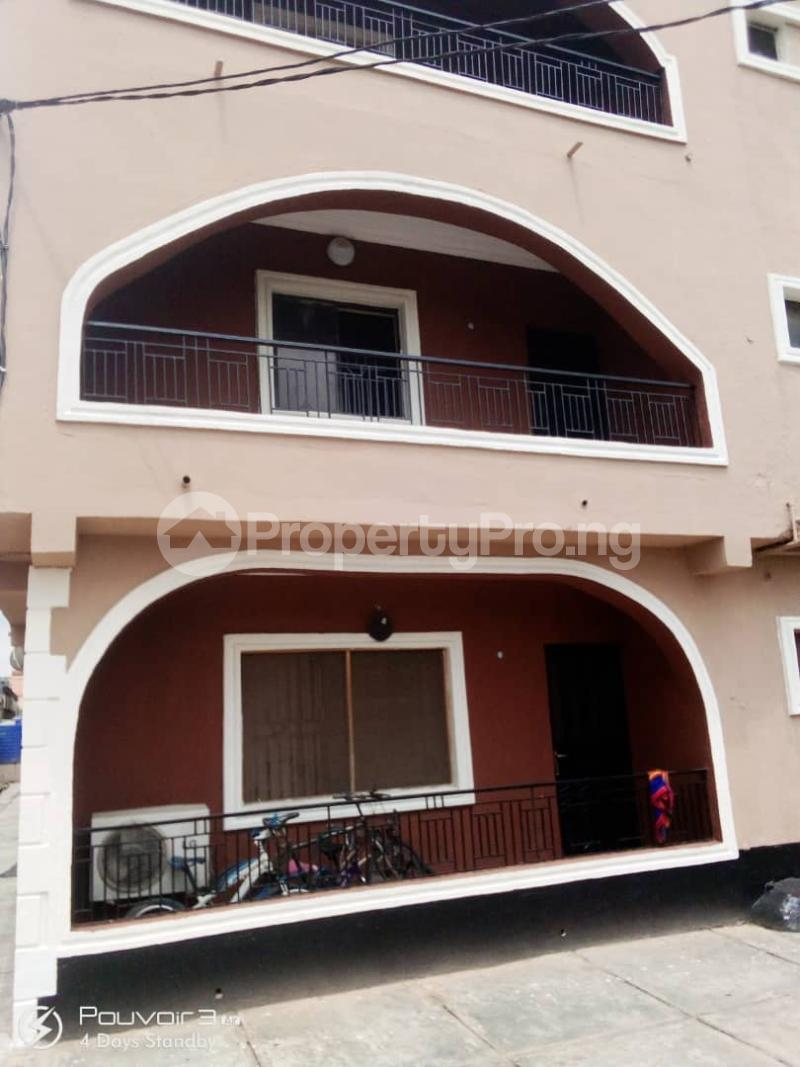4 bedroom Flat / Apartment for rent Off College Road Inside An Estate Ifako-ogba Ogba Lagos - 8
