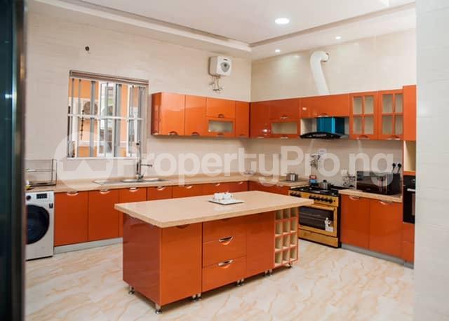 5 bedroom Semi Detached Duplex House for shortlet Off Freedom way Ikate Lekki Lagos - 1