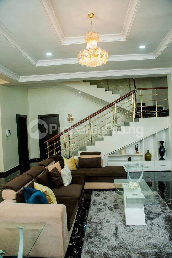 5 bedroom Semi Detached Duplex House for shortlet Off Freedom way Ikate Lekki Lagos - 2