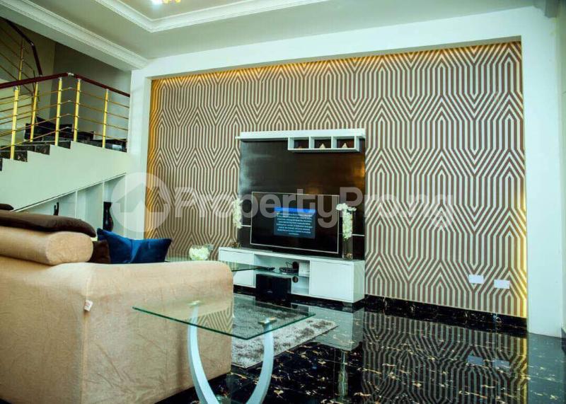 5 bedroom Semi Detached Duplex House for shortlet Off Freedom way Ikate Lekki Lagos - 0