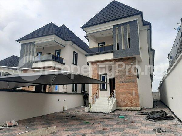 4 bedroom Detached Duplex House for sale Thomas estate Ajah Lagos - 15