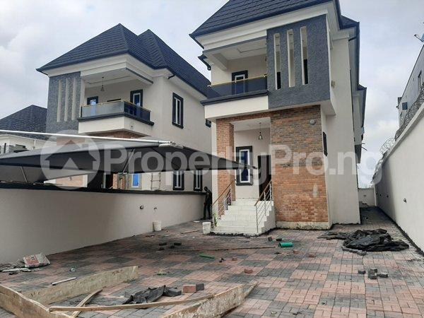 4 bedroom Detached Duplex House for sale Thomas estate Ajah Lagos - 14