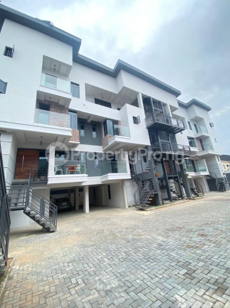 4 bedroom Massionette for sale Ikate Ikate Lekki Lagos - 0