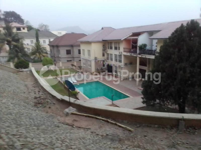 4 bedroom Massionette for rent Maitama Abuja - 22