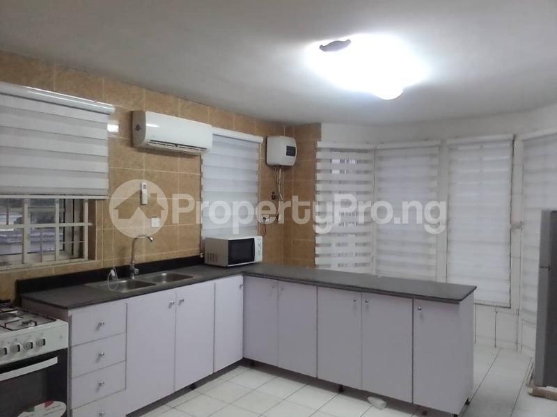4 bedroom Massionette for rent Maitama Abuja - 15