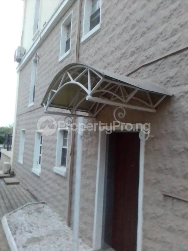 4 bedroom Massionette for rent Maitama Abuja - 23
