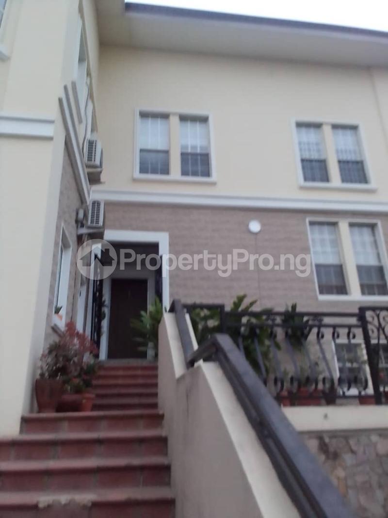 4 bedroom Massionette for rent Maitama Abuja - 17