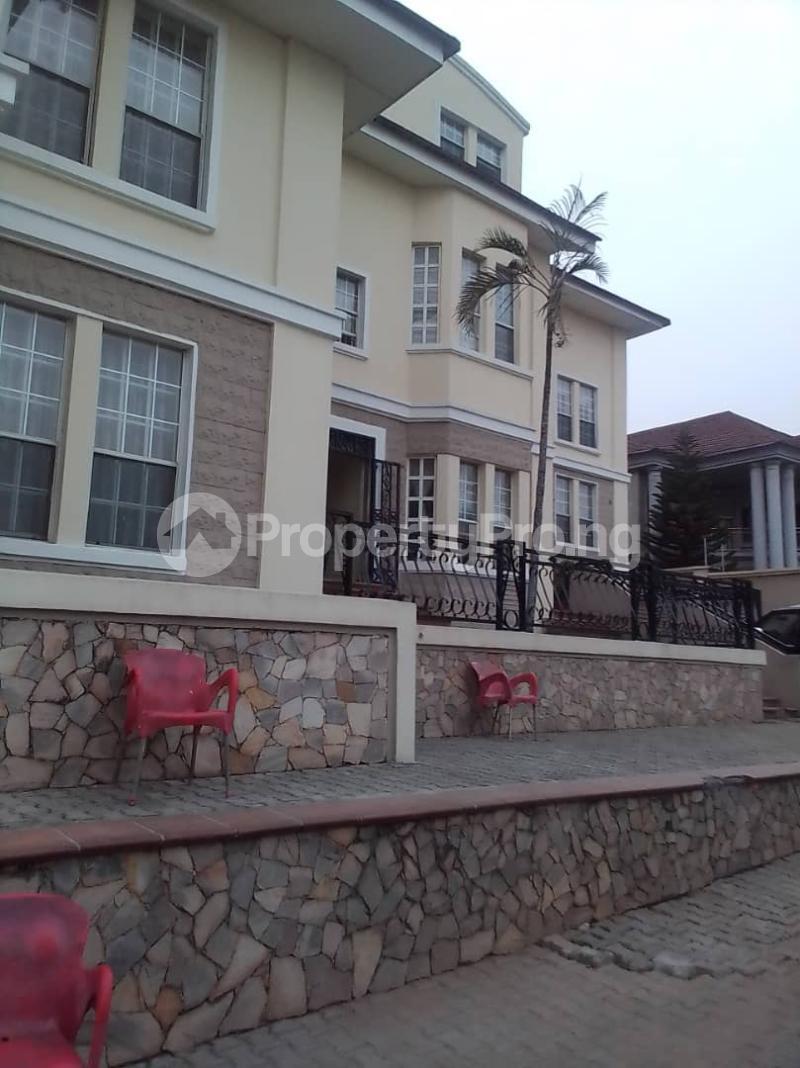 4 bedroom Massionette for rent Maitama Abuja - 8