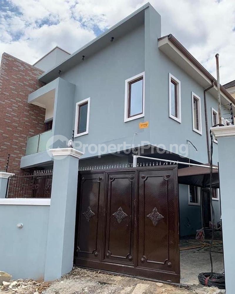 4 bedroom Semi Detached Duplex House for sale Ikeja Lagos - 0