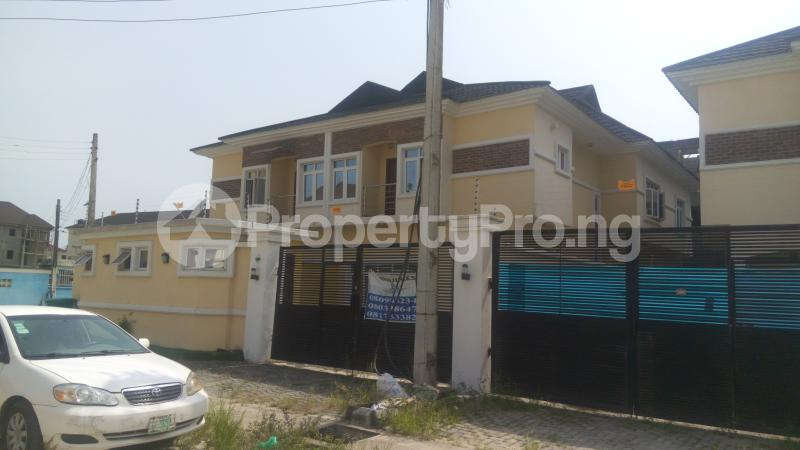 4 bedroom Semi Detached Duplex House for sale Off Ajiran road Agungi Lekki Lagos - 7