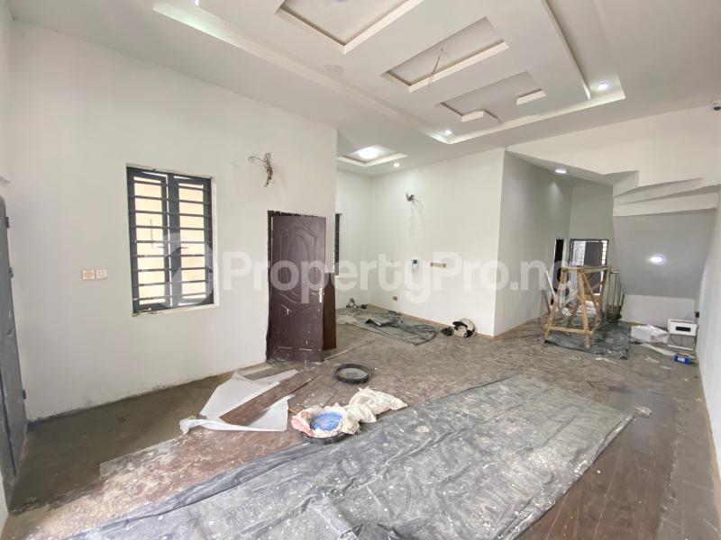 4 bedroom Semi Detached Duplex House for sale Osapa london Lekki Lagos - 4