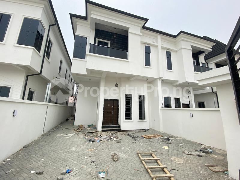 4 bedroom Semi Detached Duplex House for sale Osapa london Lekki Lagos - 1
