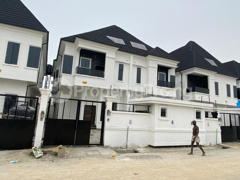 4 bedroom Semi Detached Duplex House for sale Osapa london Lekki Lagos - 0