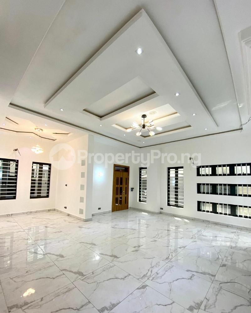 4 bedroom Semi Detached Duplex for sale Off Spar Road, Ikate Elegushi,lekki Ikate Lekki Lagos - 4