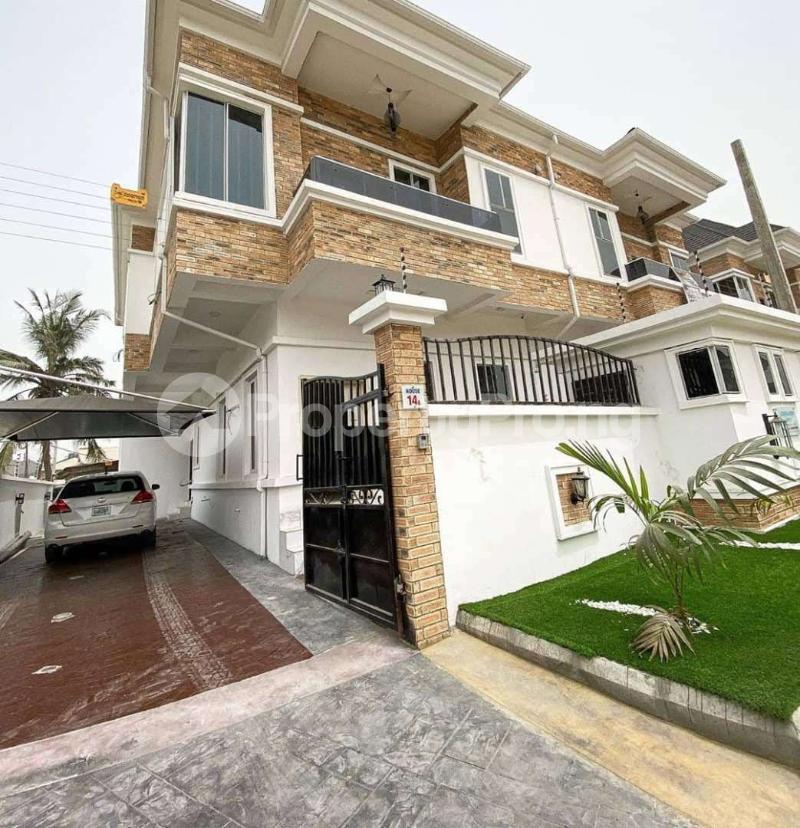 4 bedroom Semi Detached Duplex House for sale at ikota villa estate , Lekki Ajah  Ikota Lekki Lagos - 0