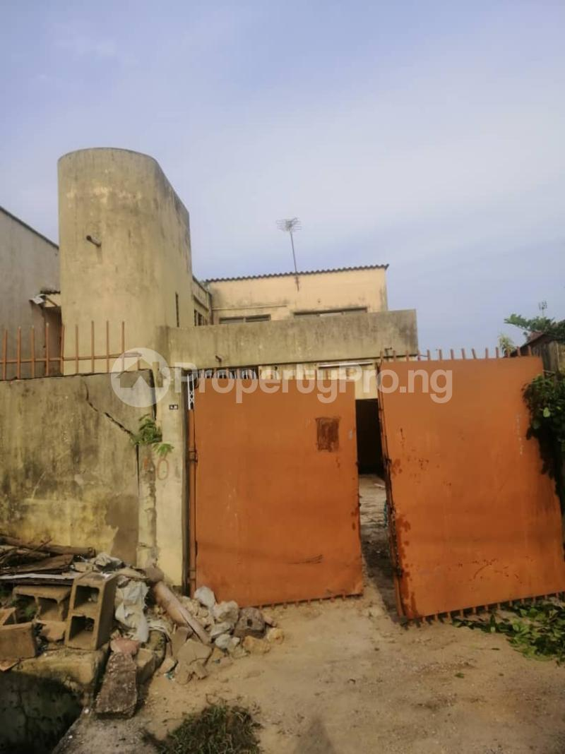 4 bedroom Office Space Commercial Property for rent abba Johnson crescent off adeniyi Jones avenue ikeja Lagos  Adeniyi Jones Ikeja Lagos - 2