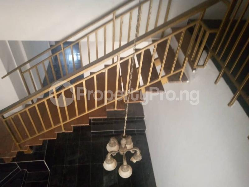 Semi Detached Duplex House for rent Magodo GRA Phase 2 Kosofe/Ikosi Lagos - 8