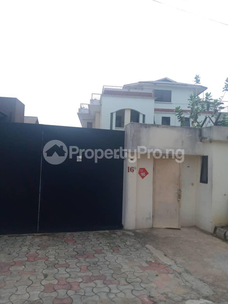 Semi Detached Duplex House for rent Magodo GRA Phase 2 Kosofe/Ikosi Lagos - 0