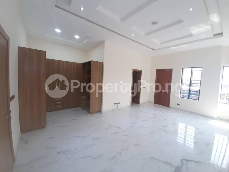 4 bedroom Semi Detached Duplex House for sale Platium way by NICON town ikate elegushi Ikate Lekki Lagos - 2