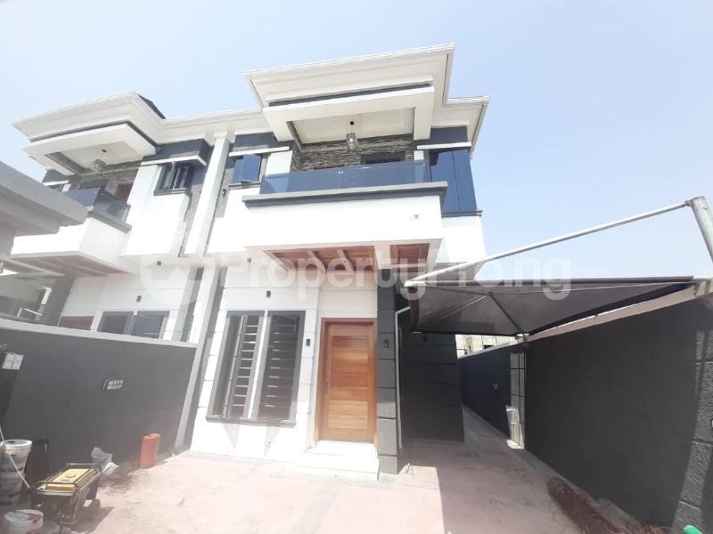 4 bedroom Semi Detached Duplex House for sale Platium way by NICON town ikate elegushi Ikate Lekki Lagos - 1