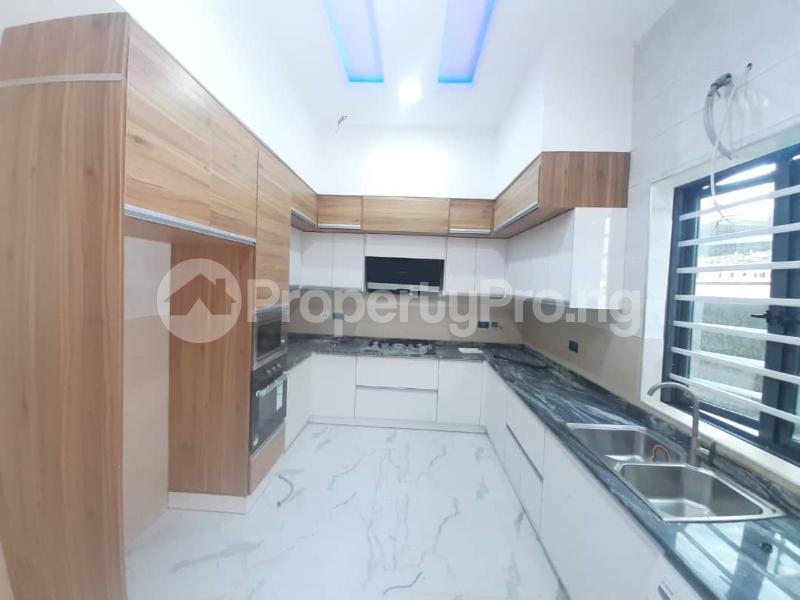 4 bedroom Semi Detached Duplex House for sale Platium way by NICON town ikate elegushi Ikate Lekki Lagos - 3