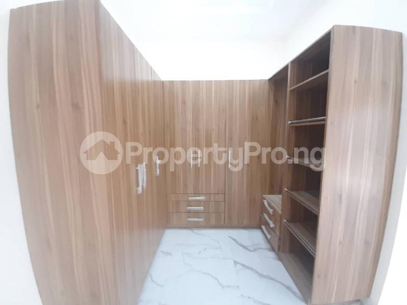 4 bedroom Semi Detached Duplex House for sale Platium way by NICON town ikate elegushi Ikate Lekki Lagos - 0