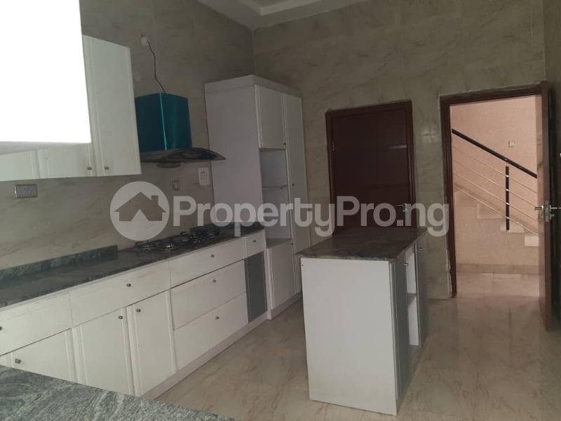 4 bedroom Semi Detached Duplex for sale Southern View Estate chevron Lekki Lagos - 20