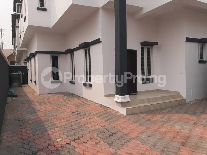 4 bedroom Semi Detached Duplex for sale Southern View Estate chevron Lekki Lagos - 16