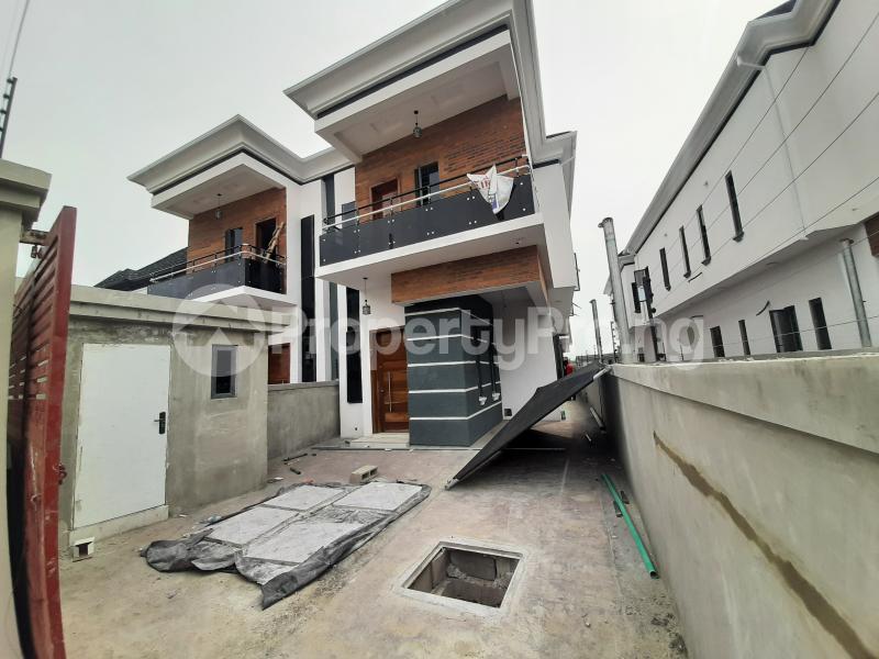 4 bedroom Semi Detached Duplex for sale Off Chevron Drive Lekki chevron Lekki Lagos - 0