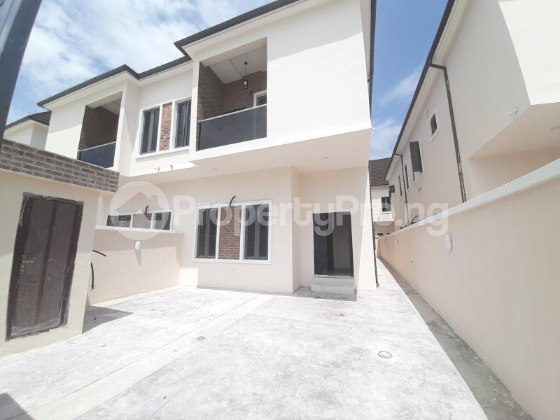 4 bedroom Semi Detached Duplex House for sale Off orchid road lekki Lekki Phase 2 Lekki Lagos - 0