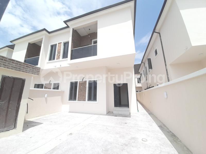 4 bedroom Semi Detached Duplex House for sale Off orchid road lekki Lekki Phase 2 Lekki Lagos - 1