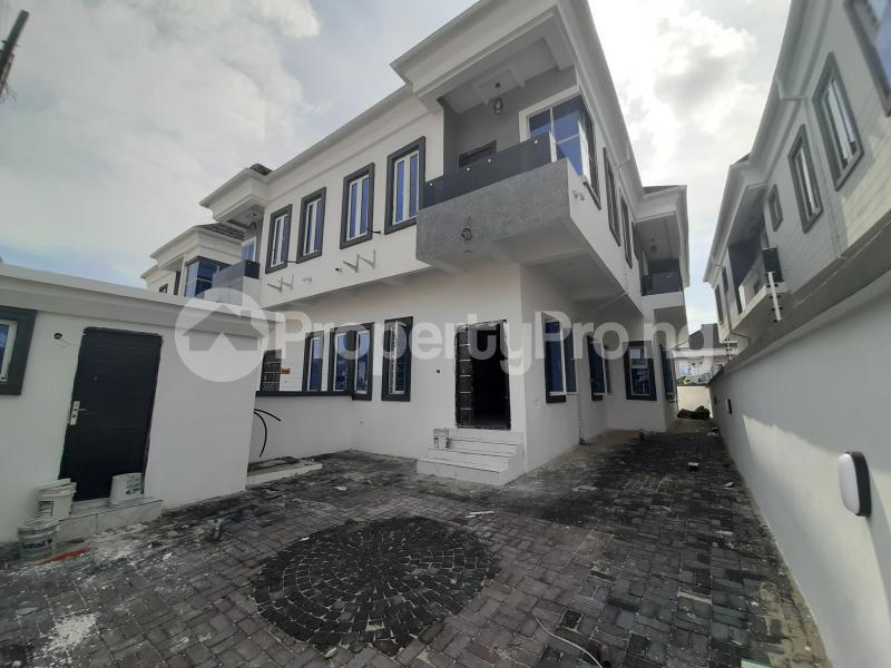 4 bedroom Semi Detached Duplex House for sale Osapa london  Osapa london Lekki Lagos - 0