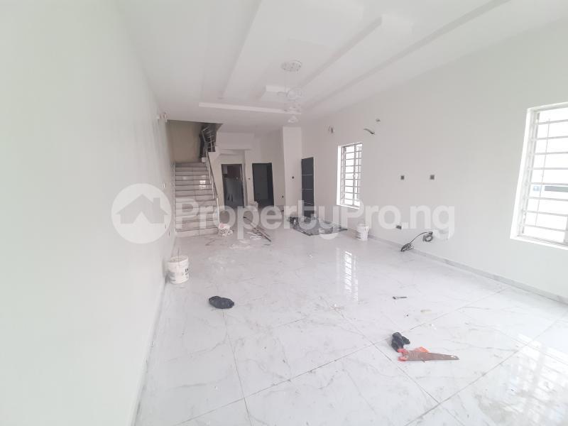 4 bedroom Semi Detached Duplex House for sale Osapa london  Osapa london Lekki Lagos - 4
